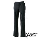 PolarStar 女 輕量CORDURA四彈褲『黑灰』P21354 戶外 休閒 登山 露營 運動褲 釣魚褲