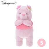 日本限定 迪士尼商店 Disney Store 小熊維尼 櫻花維尼 櫻花版 玩偶娃娃 S號 22.5cm