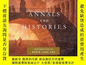 二手書博民逛書店Annals罕見And Histories (everyman s Library)Y362136 Tacit