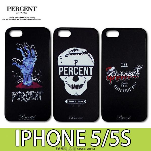 E68精品館 台灣品牌 iPHONE5/5S PERCENT 彩繪硬殼 彩繪設計 背蓋硬殼 保護套手機殼保護殼