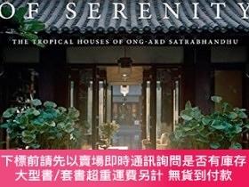 二手書博民逛書店A罕見Tradition of Serenity: The Tropical Houses ofY454646