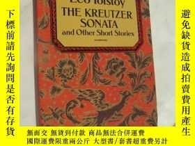 二手書博民逛書店The罕見Kreutzer Sonata and Other Short Stories (Unabridged)
