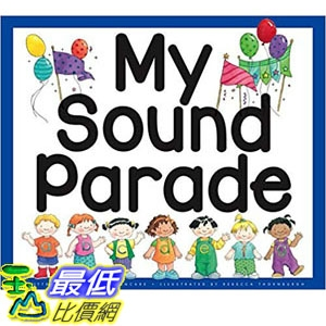 2018 amazon 亞馬遜暢銷書 My Sound Parade (Sound Box)