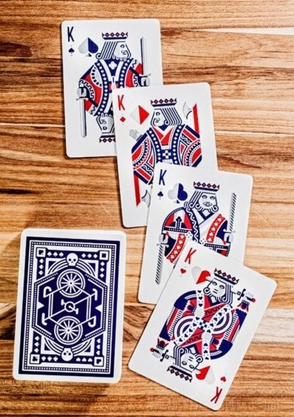 【USPCC撲克】DKNG Playing Cards BLUE