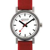 2.6cm 經典女錶 Mondaine 瑞士國鐵錶