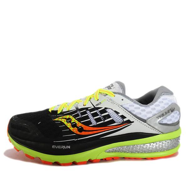 Saucony Triumph ISO 2 [S20290-3] 男鞋 運動 休閒 慢跑 健身 舒適 避震 穩定 黑 白