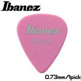【非凡樂器】Ibanez 標準彈片pick【Medium】0.73mm 粉紅色
