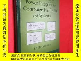 二手書博民逛書店Fundamentals罕見of Power Integrity