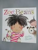 【書寶二手書T8/少年童書_PCT】Zoe and Beans: Hello Oscar!_Chloe&Mick