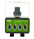 美國RAINDRIP雙區自動簡易型灑水器...