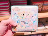 ♥小花花日本精品♥海洋迪士尼樂園限定2019Duffy&Friends情人節系列方型巧克力盒附巧克力 90219603