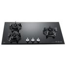 【歐雅系統家具】喜特麗JT-GC309A-三口玻璃檯面爐