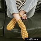 保暖襪子 襪子女中筒襪條紋潮流正韓女襪時尚春季新款保暖襪【全館免運】