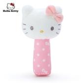日本限定 三麗鷗 HELLO KITTY 凱蒂貓 baby 嬰幼兒 / 幼童 玩偶手搖鈴