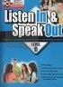 二手書R2YB 《Listen In & Speak Out LEVEL 3 4