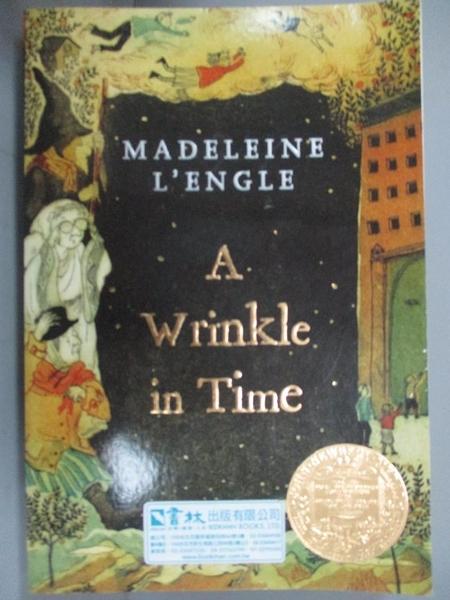 【書寶二手書T1/原文小說_HBP】A Wrinkle in Time_L'Engle