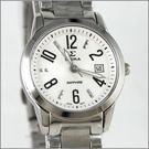 【萬年鐘錶】SIGMA日系 黑字時尚女錶 88023L-2