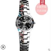 簡約時尚手錶女士學生手錶男士女錶情侶防水超薄 - 風尚3C