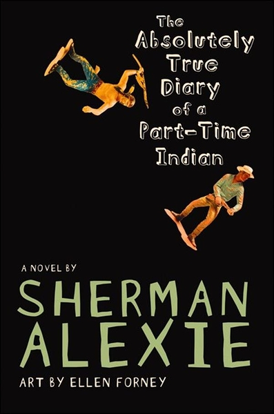 (二手書)Absolutely True Diary of a Part-Time Indian