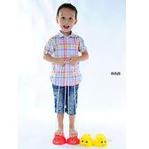 《 USL遊思樂教具 》踩高蹺紅 / 黃 ( 兩色可選 ) / JOYBUS玩具百貨