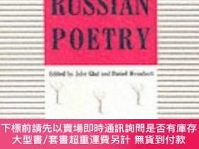二手書博民逛書店Twentieth罕見Century Russian PoetryY255174 Glad, John; We