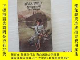 二手書博民逛書店MARK罕見TWAIN ADVENTURES OF TOM SA