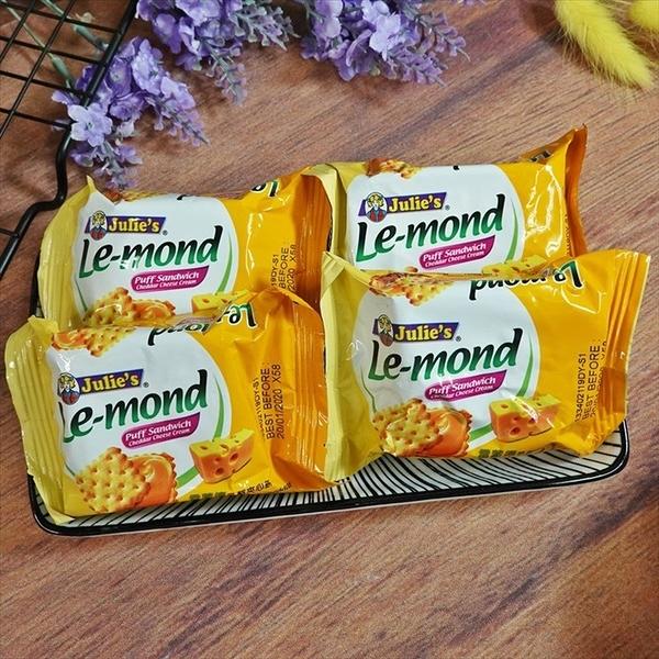 茱蒂絲雷蒙德乳酪夾心餅 600g(30入)【2019102700003】(馬來西亞零食)