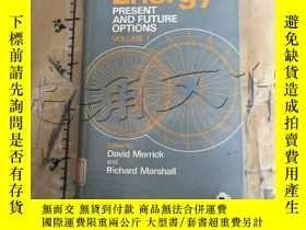 二手書博民逛書店Energy:罕見: Present and Future Op