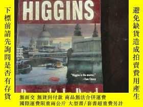 二手書博民逛書店英文原版罕見JACK HIGGINS Brought In De