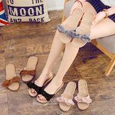 拖鞋女夏室內居家亞麻拖鞋家居地板防滑涼拖鞋家用辦公室可愛軟底-大小姐韓風館