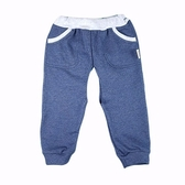 寶寶褲子開襠嬰兒褲純棉衛褲女童褲開檔褲
