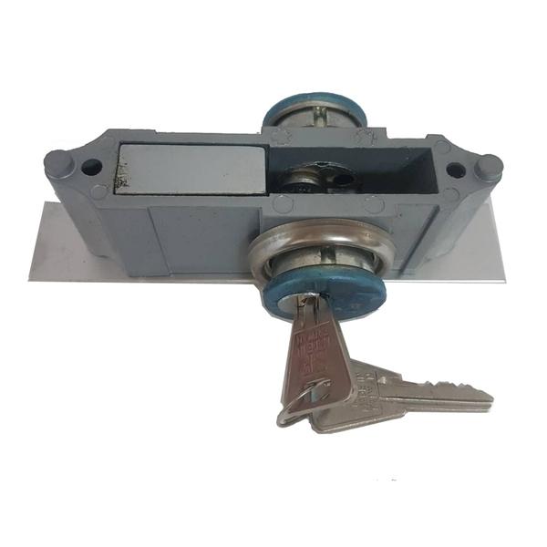 富士鎖 雙面鎖138MM 双面平鎖 SFC維福鎖 LM033 隱藏式門鎖 隱藏鎖 嵌入式門鎖 WF維福鎖