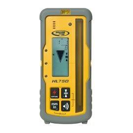 ㊣胡蜂正品㊣ 現貨 美國TRIMBLE Spectra HL750 雷射數位接收器 雷射水平儀數字型戶外接收器