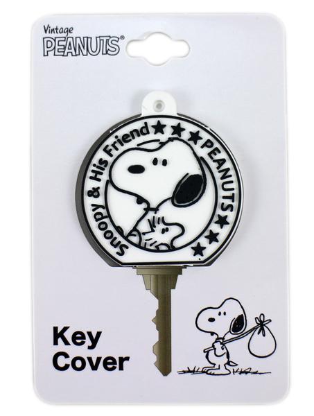 【卡漫城】 Snoopy KEY 造形頭 ㊣版 史奴比 史努比 吊飾 橡皮 鑰匙套 鑰匙圈 花生漫畫 Peanuts