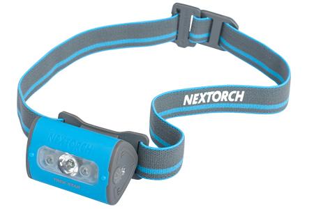 NEXTORCH TREK STAR  輕量多模式LED頭燈  登山露營可拆LED頭燈