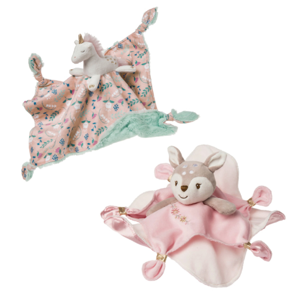 MARY MEYER 柔軟安撫巾 (兩款可選)