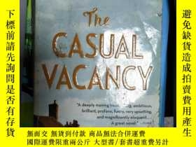 二手書博民逛書店罕見~The Casual Vacancy偶發空缺全外文版978