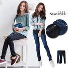 窄管褲顯瘦NEWLOVER【166-67...