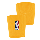 Nike NBA DRI-FIT [NKN03724OS] 護腕 腕帶 運動 打球 健身 吸濕 排汗 乾爽 彈性 黃