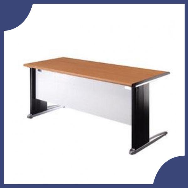 【必購網OA辦公傢俱】OTW-167H 鋁合金辦公桌
