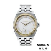【官方旗艦店】NIXON MONOPOLY 輕奢 玫瑰金水鑽X 銀 顯白 潮人裝備 潮人態度 禮物首選