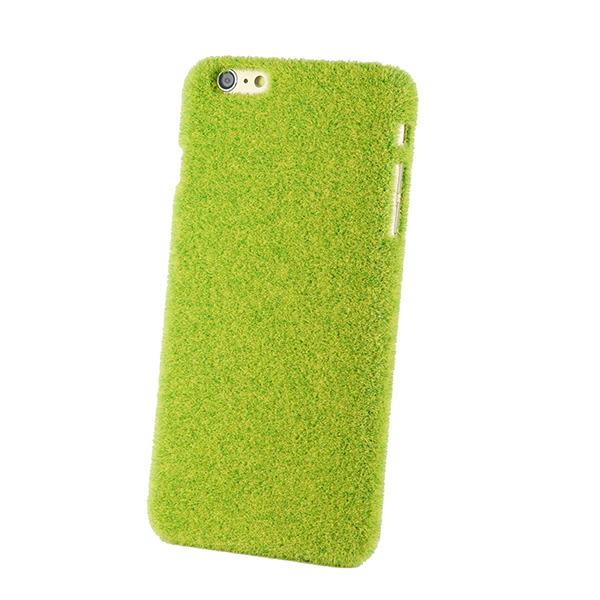 iPhone 6/6s Plus 手機殼 日本 獨家代理 草地/草皮/公園 硬殼 5.5吋 Shibaful -海德公園