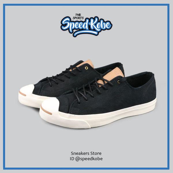 Converse JACK-SPLIT 黑色 牛八哥 軟木塞鞋墊 男女 # 146527C ☆speedkobe☆