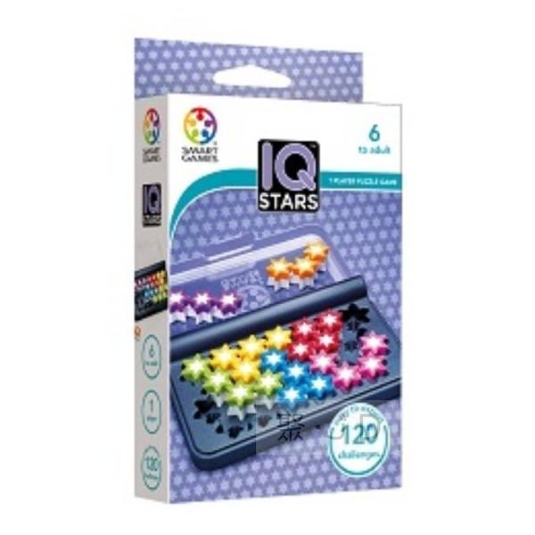 【比利時 Smart Games】益智桌遊 - 01389 IQ 星星大挑戰 ACT06378