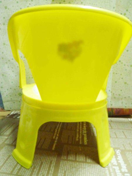 【震撼精品百貨】妖怪手錶_妖怪ウォッチ~啾啾洗澡椅~黃