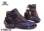[安信騎士] 【零碼】EXUSTAR E-SBR210 SBR210 短靴 賽車靴 賽車鞋 耐看有型休閒款