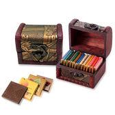 【Diva Life】雙包裝 / 迷你珠寶盒15入(比利時純巧克力)