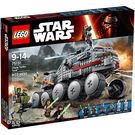 樂高積木LEGO《 LT75151 》STAR WARS™ 星際大戰系列 - Clone Turbo Tank™  ╭★ JOYBUS玩具百貨