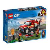 【LEGO 樂高 積木】LT-60231 城市City 消防隊長救援卡車(3)