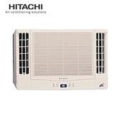 [ HITACHI 日立 ]  8-10坪 1級 變頻冷暖雙吹窗型冷氣  RA-50NA